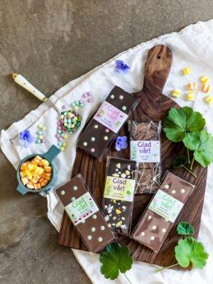Vårens choklad