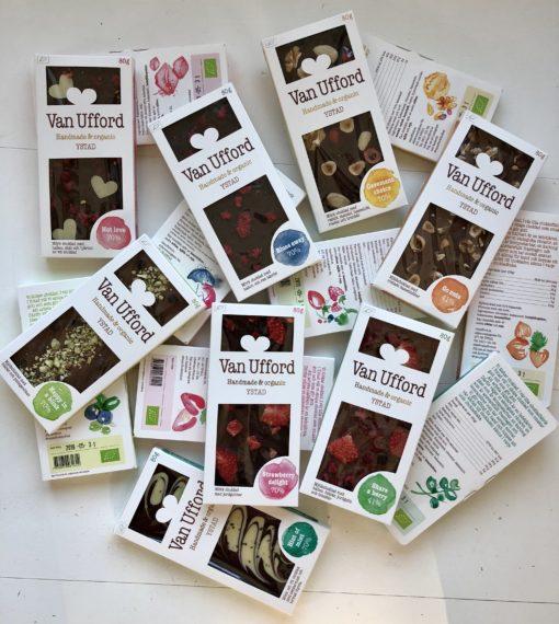 Ekologiska chokladkakor