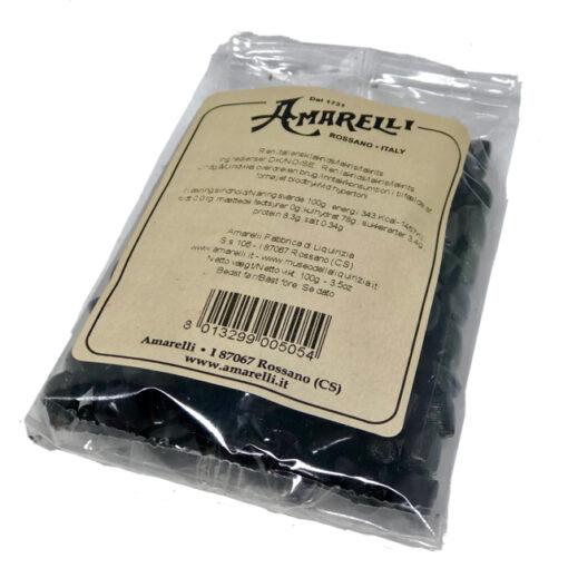 Amarelli ren lakrits i påse