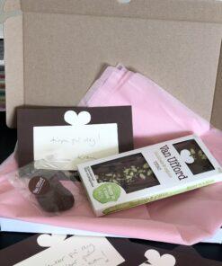 Choklad i brevlådan