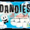 Påse med Dandies veganska marshmalows 283 g